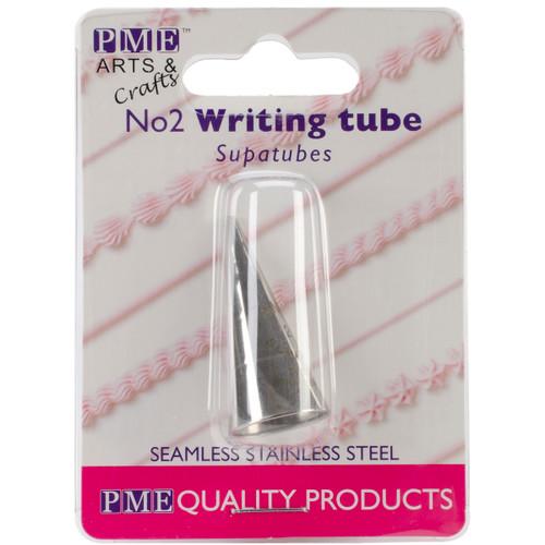 Seamless Stainless Steel Supatube-Writer #2 -ST2 - 5060047069021
