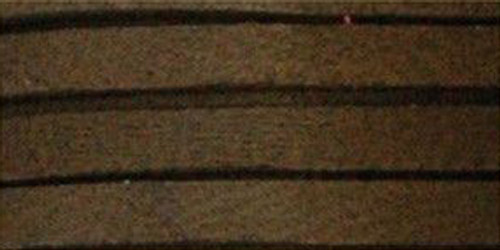 """Realeather Crafts Deerskin Lace .1875""""X2yd Packaged-Chocolate -DOS31602-0207"""