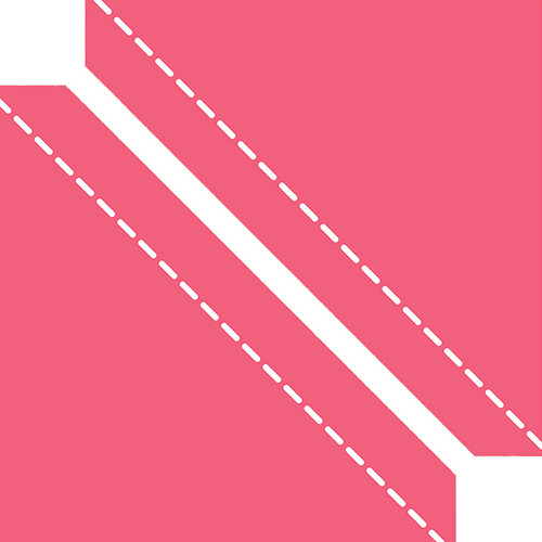 """Sizzix Bigz Dies Fabi Edition-L Die Triangles 5"""" Assembled -657520"""