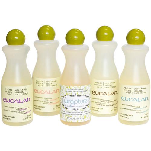 Eucalan Fine Fabric Wash 3.3oz Gift Pack-44328