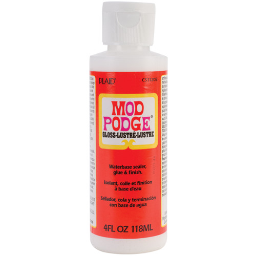 Mod Podge Gloss Finish-4oz -CS11205 - 028995112058