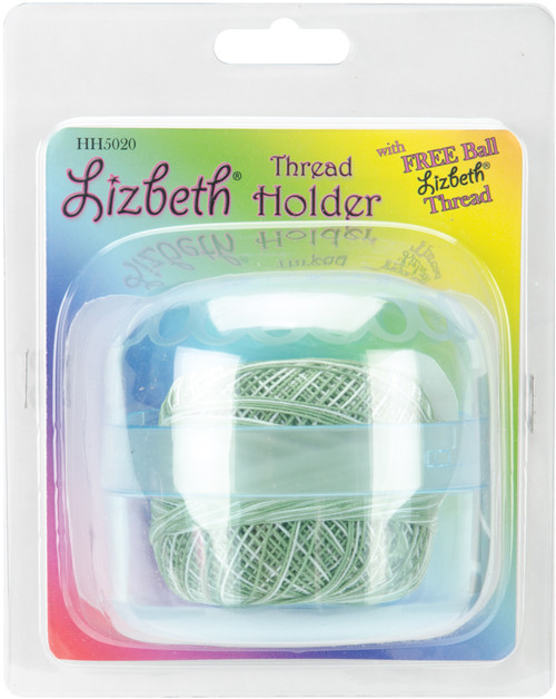 Lizbeth Thread Holder-Teal -HH50-20 - 769826050209