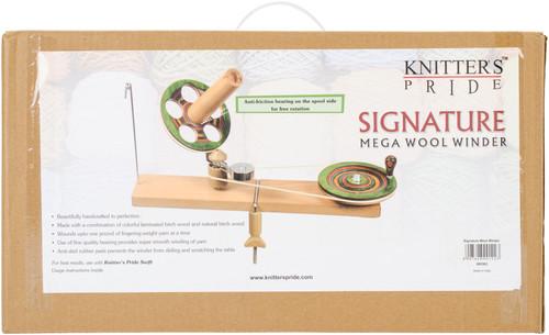 Knitter's Pride-Signature Series Ball Winder-KP800362 - 8907628001223