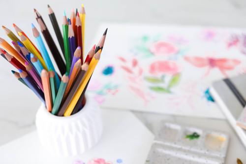Kimberly Watercolor Pencils 24/Pkg-700-24A