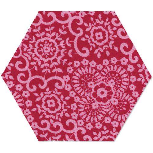 "Sizzix Bigz Dies-Hexagon 2-1/4"" Sides -657885"