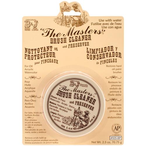 The Master's Brush Cleaner & Preserver -2.5oz -105-BP - 044974105002