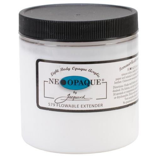Jacquard Neopaque Flowable Extender 8oz-JAC2579 - 743772257905