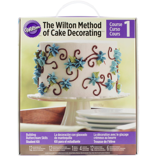 Student Decorating Kit-Course 1 -W62116 - 070896421166
