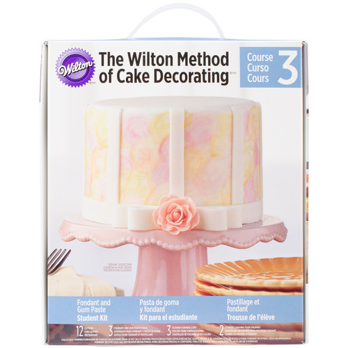 Student Decorating Kit-Course 3 -W62118 - 070896521187