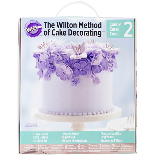 Student Decorating Kit-Course 2 -W62117 - 070896531179