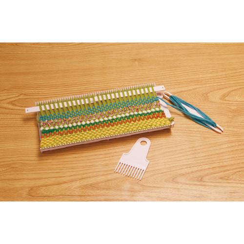 Clover Double Mini Weaving Loom-3177
