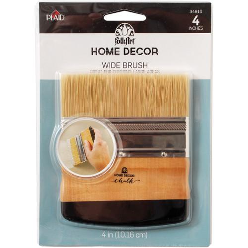 """FolkArt Home Decor Brush-4"""" Width -HDC34910 - 028995349102"""