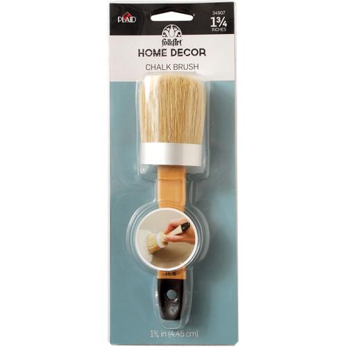 "Folkart Home Decor Chalk Brush-1-3/4"" Width -HDC34907 - 028995349072"
