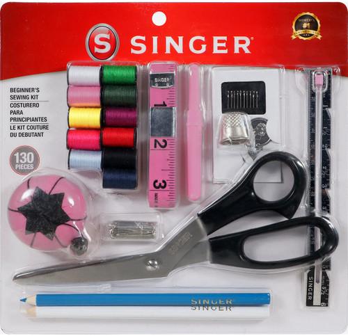 Singer Beginner's Sewing Kit-01512 - 075691015121