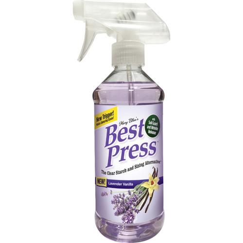 Mary Ellen's Best Press Clear Starch Alternative 16.9oz-Lavender Vanilla -600BP-74 - 035234600740