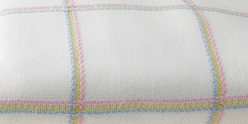 """Charles Craft Nursery Time Afghan 14 Count 38""""X38""""-Rainbow -AF7300-5738"""