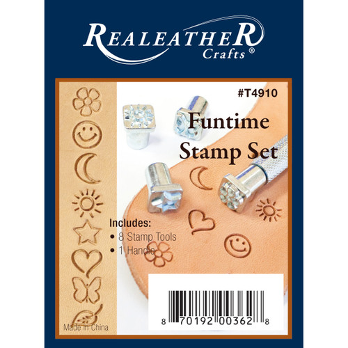 Funtime Stamp Set-T4910 - 870192003628