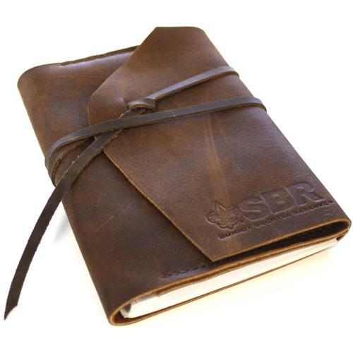 Leathercraft Kit-Dark Brown Journal -C4182-02