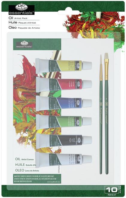 essentials(TM) Artist Pack-Oil Painting -RD816 - 090672079015