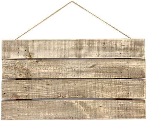 """Salvaged Pallet Sign Blank 10""""X18""""-Reclaimed -AW10X18"""