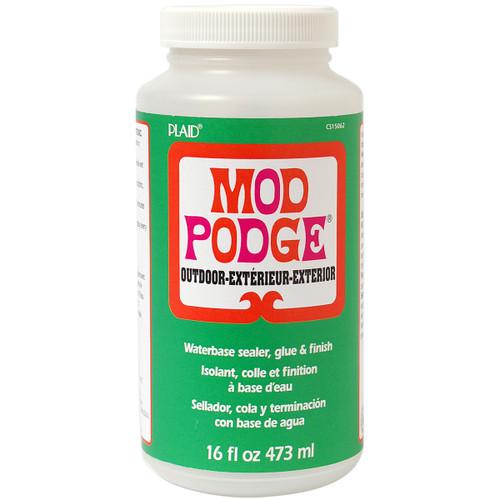 Mod Podge Outdoor Finish-16oz -CS15062 - 028995150623