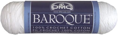 DMC/Baroque Crochet Cotton-Ecru -159-E - 077540299263