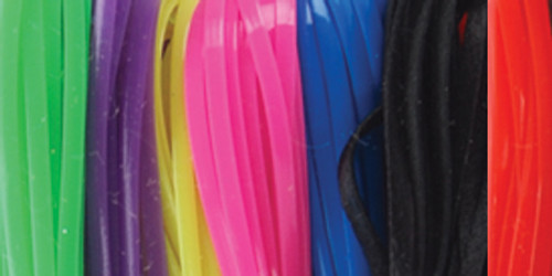 Rexlace Plastic Lacing 27yd-Neon -RX6-6