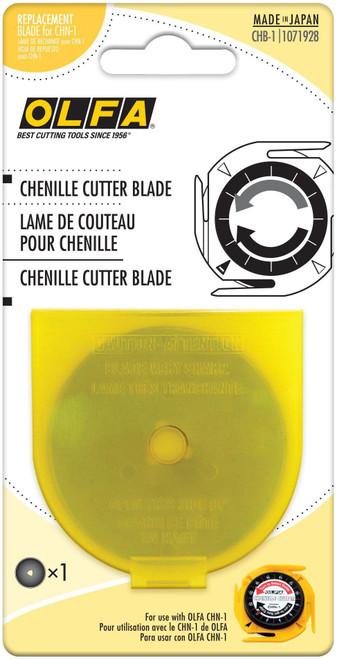 OLFA Chenille Cutter Blade Refill-1/Pkg -CHB601 - 091511600841