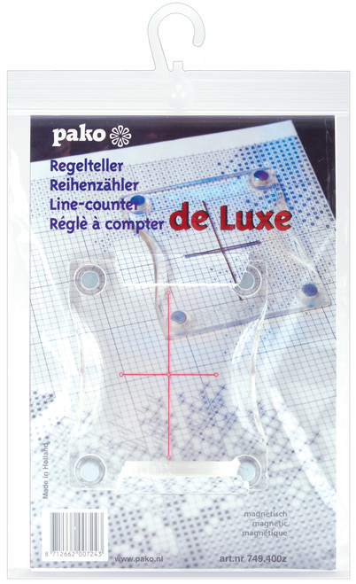 "Pako Magnetic Line Counter 3.375""X4""-749.400 - 9999907258298712662007243"