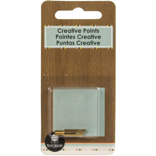 Creative Woodburning Special Technique Point-Mini Universal Point -WH5591 - 046308055915