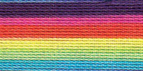 Handy Hands Lizbeth Cordonnet Cotton Size 20-Rainbow Splash -HH20-184