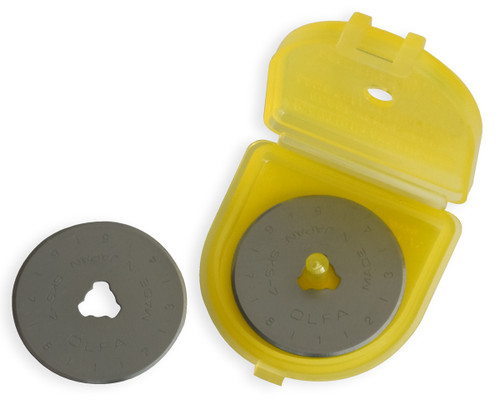 OLFA Rotary Blade 28mm 2/Pkg-RB28-2