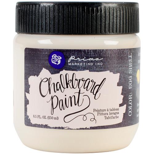 Prima Marketing Chalkboard Paint 8.5oz-Eggshell -PCP-57716 - 655350577162