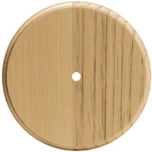 "Pine Wood Clock Face-7"" Round Use 700P Movement -53212 - 046308532126"