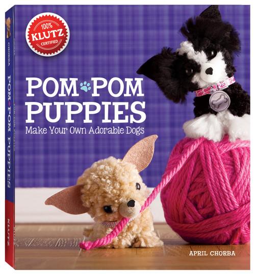 Pom-Pom Puppies Book Kit-K556164 - 7307675616429780545561648