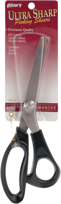 "Allary Ultra Sharp Pinking Shears 9""-297 - 750557002971"