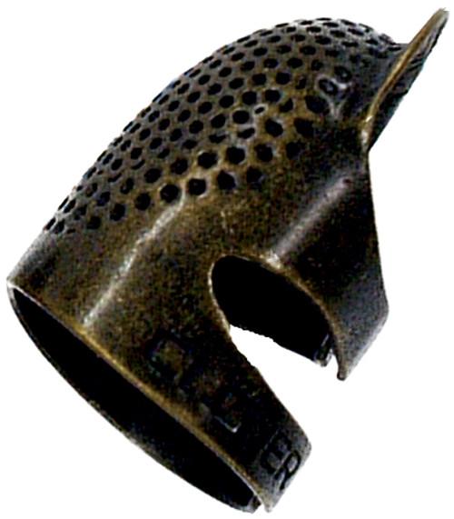 Clover Metal Open-Sided Thimble-Medium -6018