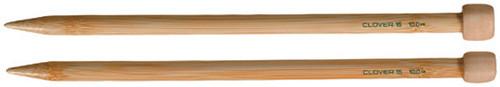 "Takumi Bamboo Single Point Knitting Needles 9""-Size 10/6mm -3011-10"