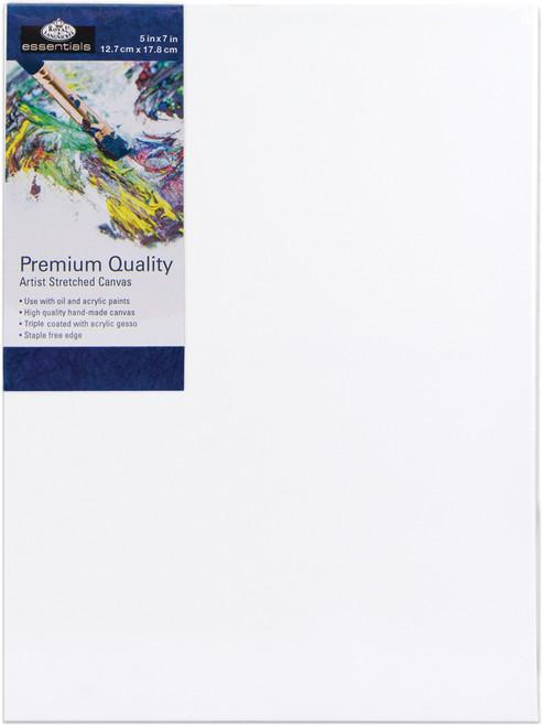 """essentials(TM) Premium Stretched Canvas-5""""X7"""" -CNV57 - 090672009289"""