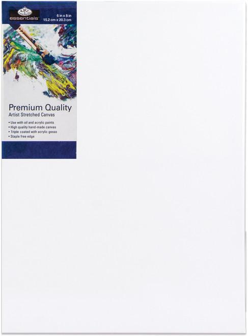 """essentials(TM) Premium Stretched Canvas-6""""X8"""" -CNV68 - 090672368744"""