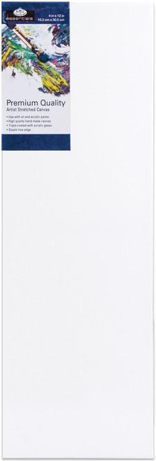 """essentials(TM) Premium Stretched Canvas-4""""X12"""" -CNV412 - 090672077660"""