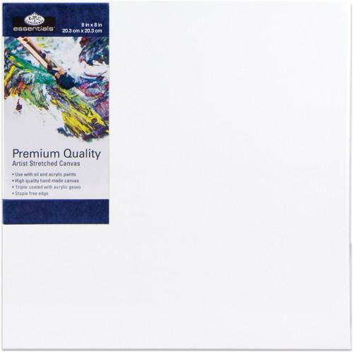 """essentials(TM) Premium Stretched Canvas -8""""X8"""" -CNV88 - 090672077561"""