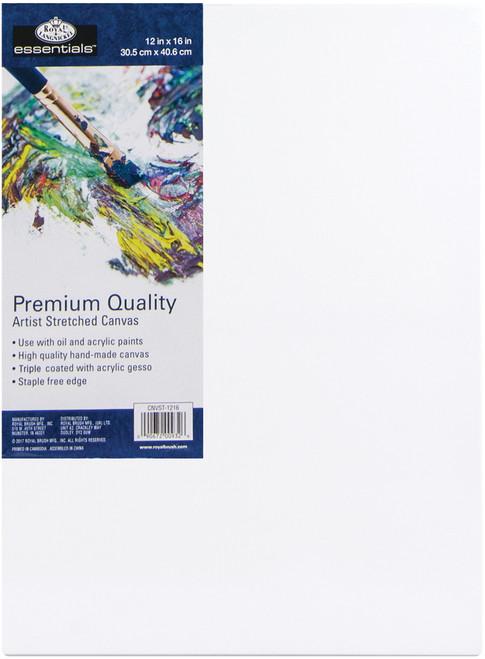"""essentials(TM) Premium Stretched Canvas-12""""X16"""" -CNV1216 - 090672009326"""