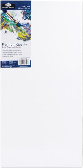 """essentials(TM) Premium Stretched Canvas-10""""X20"""" -CNV1020 - 090672077585"""