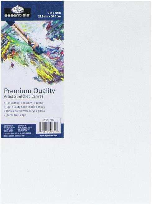 """essentials(TM) Premium Stretched Canvas-9""""X12"""" -CNV912 - 090672009319"""