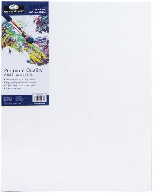 """essentials(TM) Premium Stretched Canvas-16""""X20"""" -CNV1620 - 090672009371"""