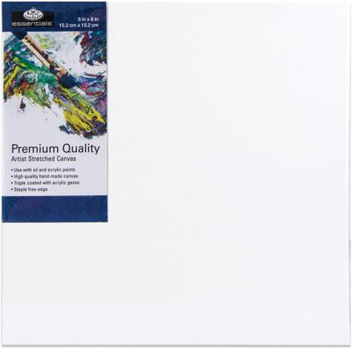 """essentials(TM) Premium Stretched Canvas-6""""X6"""" -CNV66 - 090672368737"""