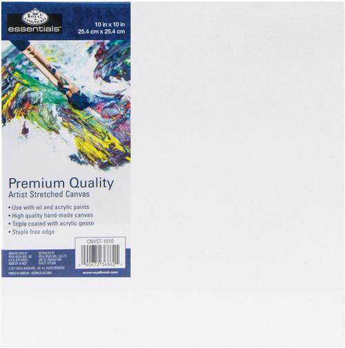 """essentials(TM) Premium Stretched Canvas-10""""X10"""" -CNV1010 - 090672368621"""