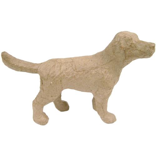 """Paper-Mache Figurine 4.5""""-Dog -AP-585 - 3760018725858"""