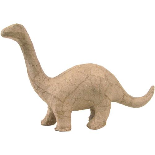 "Paper-Mache Figurine 4.5""-Brontosaurus -AP-101 - 3760018501018"